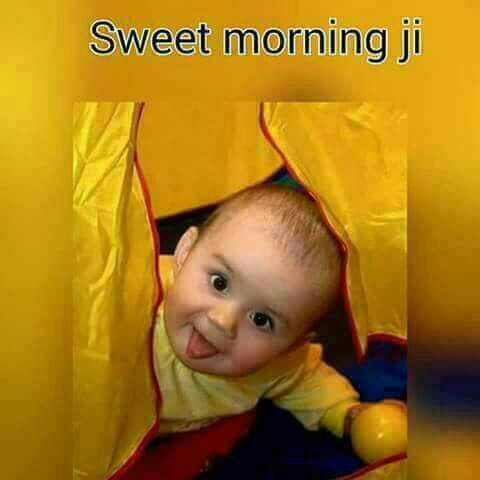 Sweet Morning Ji