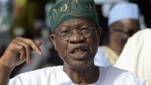 We're Regulating Nigerian Social Media To Prevent World War Three, Says Lai Mohammed