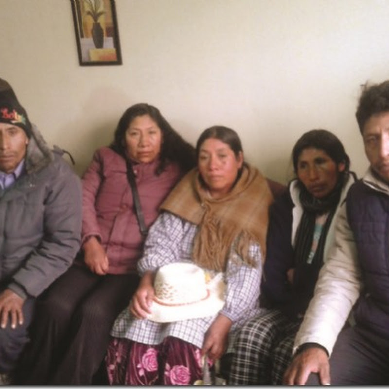 """Tras 38 años de """"esclavitud """" Tomasita halla a su familia que la dio por muerta"""