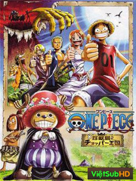 One Piece Movie 3