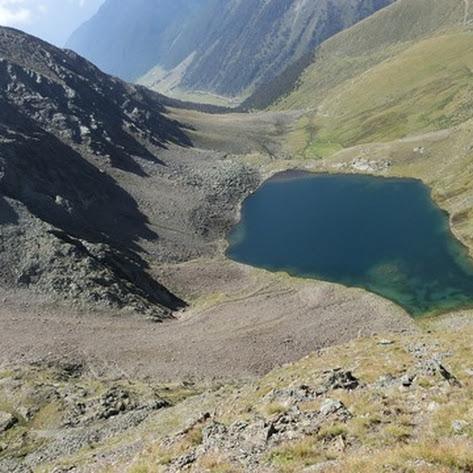 Hauswanderung Taschnjöchl - Seenwanderung Schnalstal