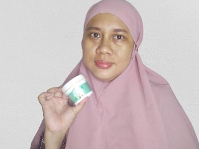 Review Masker Mugwort Kefir Etawa Lovely Kefir Nature x Hana Saraswati