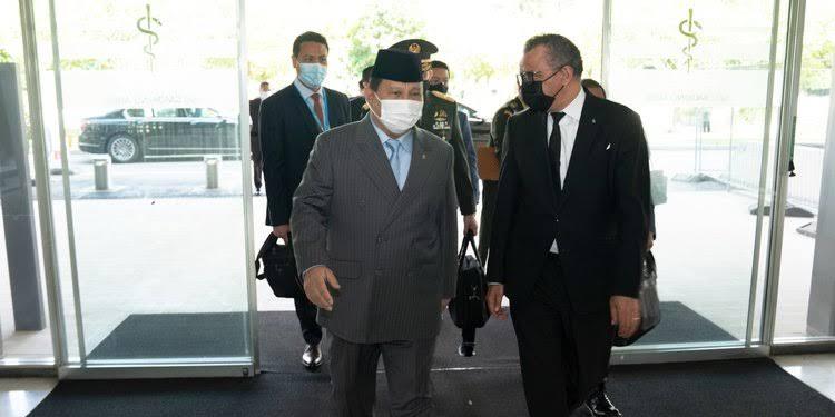 Curhatan Prabowo 'Selalu Diganggu Asing' Bentuk Ketidaknyamanan dengan China