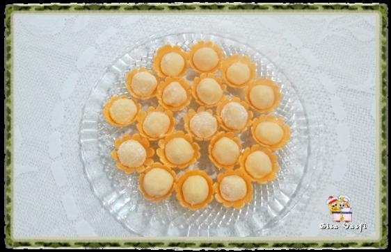 Brigadeiro de queijo 2