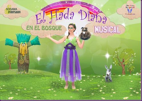 El Hada Diana en el Bosque Musical