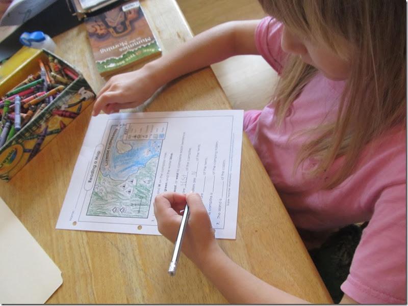 Super Teacher Worksheets mapping