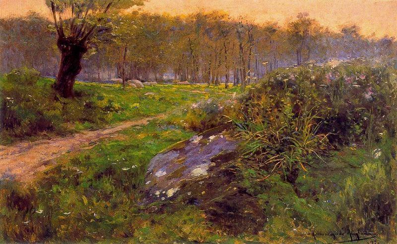 Hermen Anglada-Camarasa - Landscape