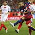 Barcelona Vs Sevilla 3-0 __ Goals & Stats