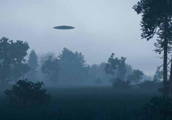 UFOS avistamento histórico de Kathleen Maio