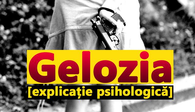 Gelozia [explicație psihologică]