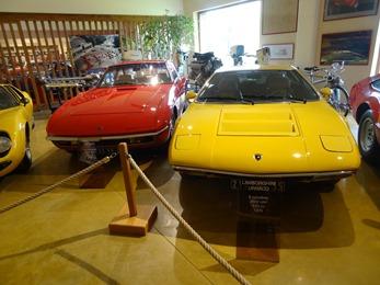 2018.07.02-039 Lamborghini Urraco 1974 et Islero 1969