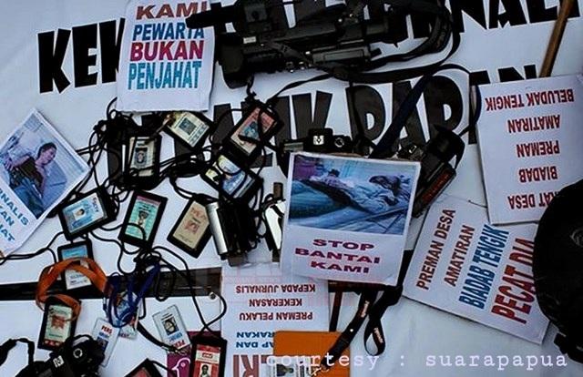 Wartawan Tewas di Sumut, Yang Lain Dalam Barisan Antrian ?