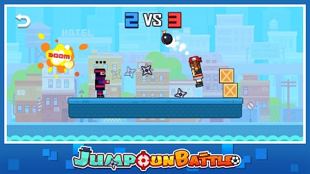 Jump Gun Battle APK screenshot thumbnail 11