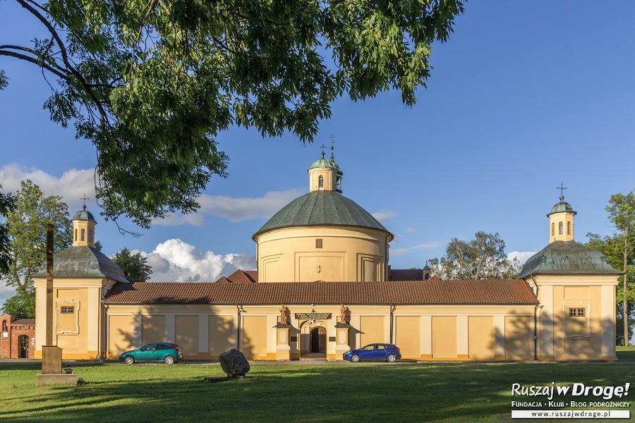 Święta Warmia - sanktuarium w Stoczku Klasztornym
