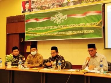 Buya Sidi Novi Zulfikar Rais Syuriah, Satrio Budiman Ketua MWCNU Aur Birugo Tigo Baleh