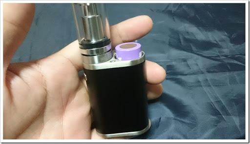 DSC 1826 thumb%25255B2%25255D - 【MOD】パワフル手のひらサイズ「Eleaf iStick Pico 75W」レビュー!VTWo/VTC MiniやiPhoneより小さい!【Mini Volt、Nugget超え小型MOD】