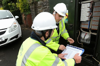 More local communities switched on to superfast broadband