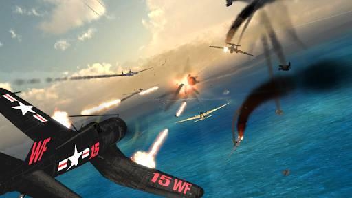 Download Air Combat Pilot Mod Apk Unlimited Money