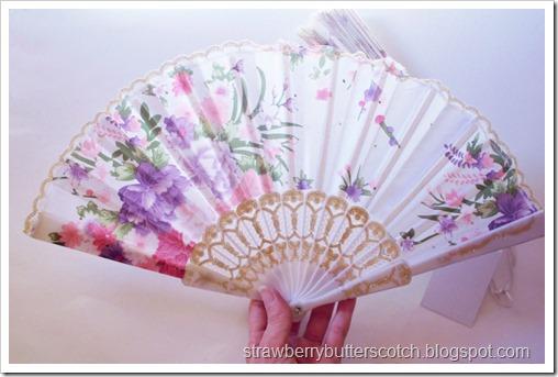 An easy way to fix a broken fan.
