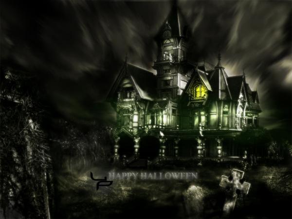 Horror Landscape From Dream 11, Magical Landscapes 3