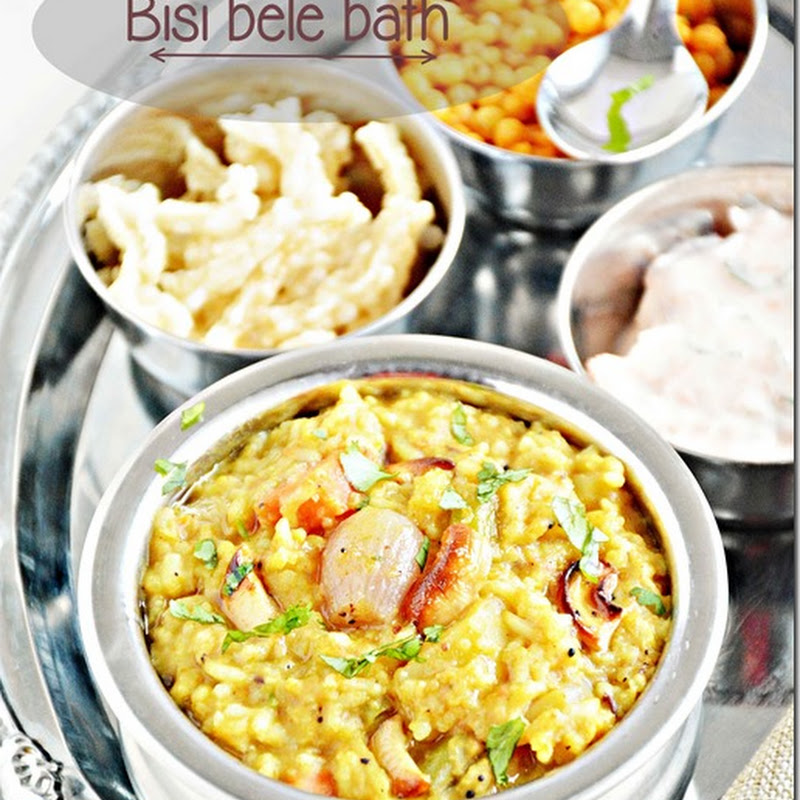Bisi bele bath (version 2)