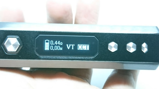 DSC 4221 thumb%255B2%255D - 【MOD/スターター】「Vaporesso Tarot Miniスターターキット」(ヴァポレッソ・タロットミニ)レビュー!自動ワッテージ調節&CCW/CCTつき18650バッテリーシングルサイズBOX MOD【電子タバコ/VAPE】