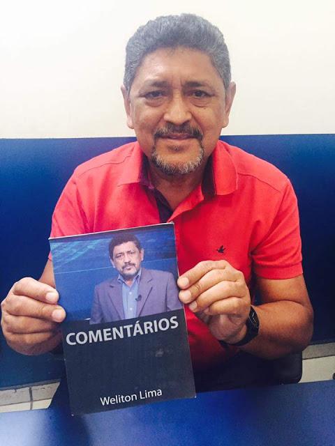 Em breve o jornalista Itaitubense Welinton Lima, da TV Tapajoara - SBT, lançará seu esperado livro.