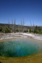 Photo: Morning Glory - Yellowstone National Park, WYoming