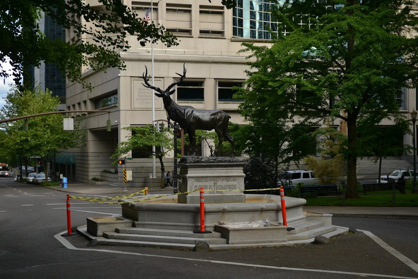 Портланд, Орегон (Portland, OR)