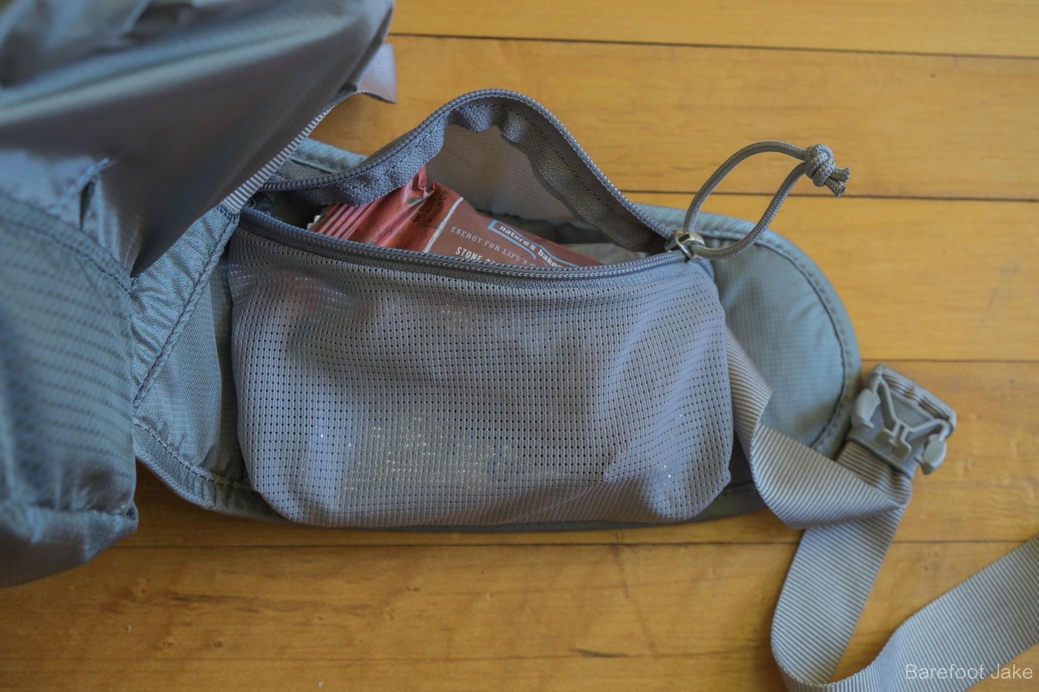 hipbelt pocket