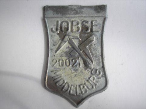 Naam: JobsePlaats: MiddelburgJaartal: 2002