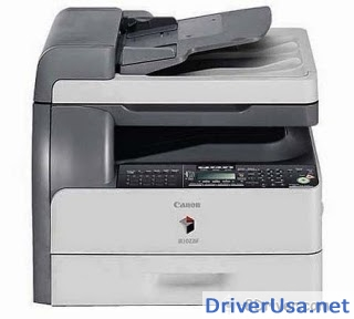 download Canon iR1022iF printer's driver