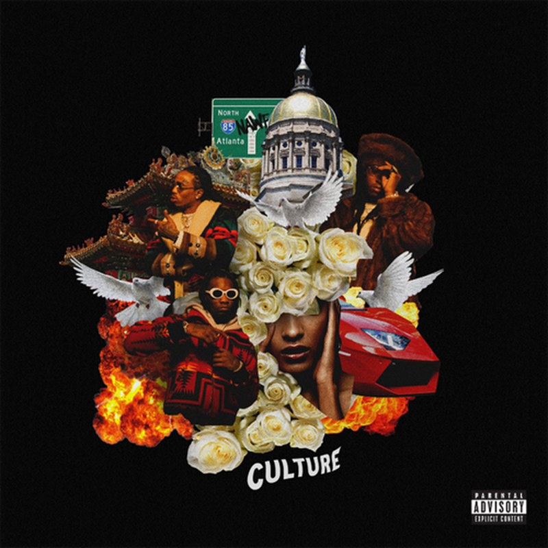 MIGOS ARE #1, 'C U L T U R E' ALBUM TO BE RELEASED JANUARY 27th