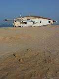 A broken ship... (© 2012 Bernd Neeser)