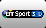 ดูกีฬาออนไลน์ ช่อง BT Sport 3 HD : (ช่องบีทีสปอร์ต 3 เอชดี)