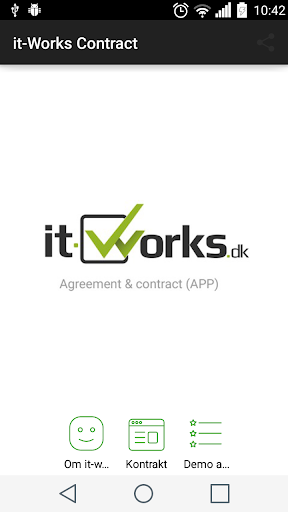 it-Works Contract