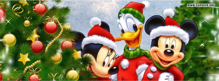 Capas para Facebook Walt Disney