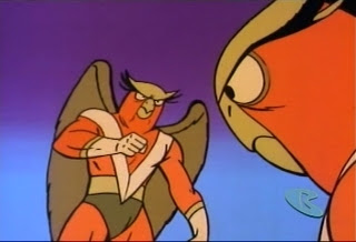From Season 1 of the Herculoids