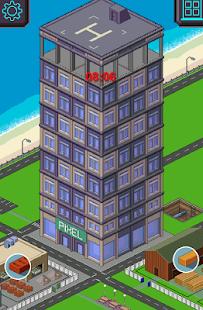 Pixels Building - náhled