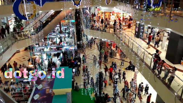 Tempat belanja, makan dan hiburan di metropolitan mall bekasi
