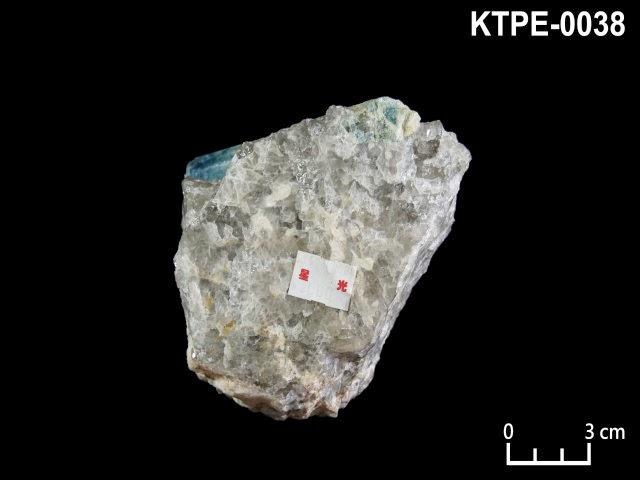KTPE-0038 綠柱石