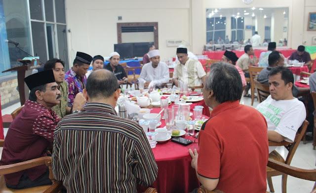 Bupati Aceh Utara Ajak Petani Beralih dari Sawit