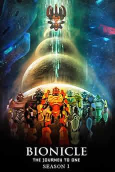 Baixar Série Lego Bionicle The Journey to One 1ª Temporada Torrent Grátis