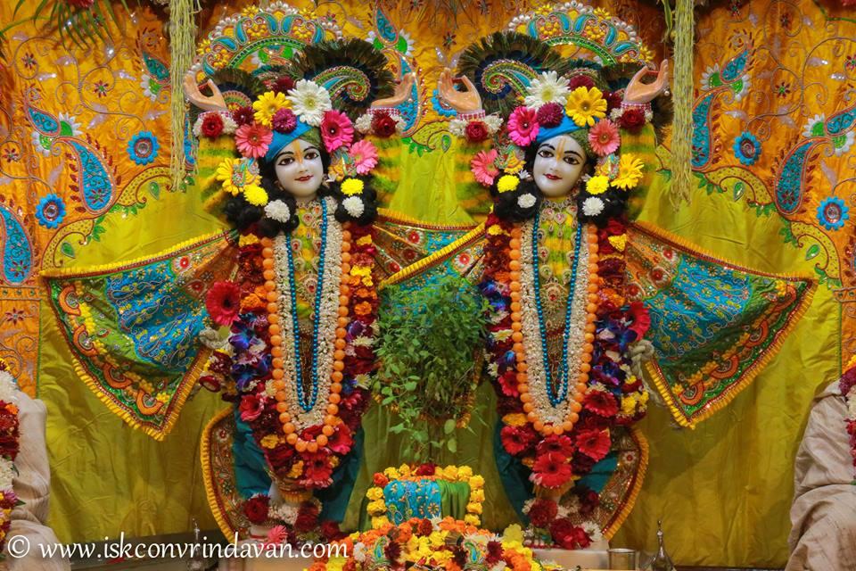 ISKCON Vrindavan Deity Darshan 03 jan 2017 (10)