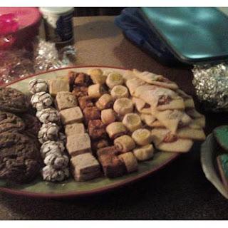 Almond Pecan Cookies