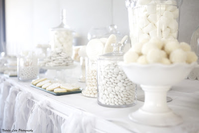 Ideas para montar una candy bar en tu boda.