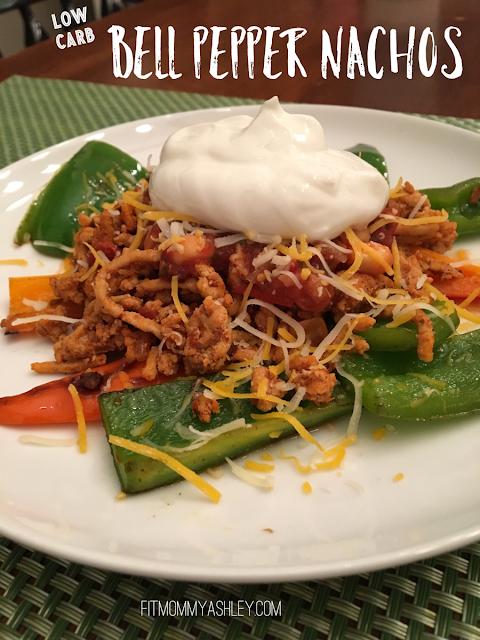 bell pepper, nachos, low carb, chicken, fajita, taco, tuesday, healthy, clean, keto, 21 day fix, recipes