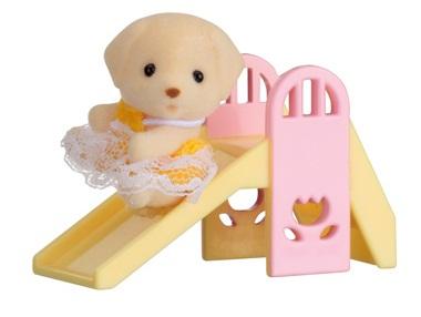 Chó con chơi cầu trượt Baby Carry Case 5204 Epoch