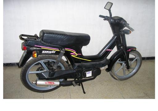 Vendo ciclomotor Motogac Kanowey 50, de