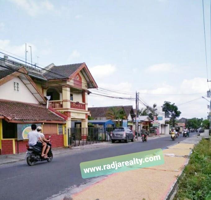 Kost Murah 3 Lantai 32 Kmr & Ruang Usaha Strategis Jalan Raya Tasura Cassagrande Ringroad Utara
